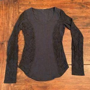 Lululemon cotton long sleeve
